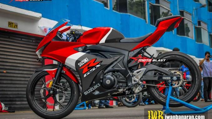 GSX-R150 - RED-SPORT