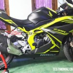 TESTIMONIAL CBR250RR - BLACK GREEN LIME-2