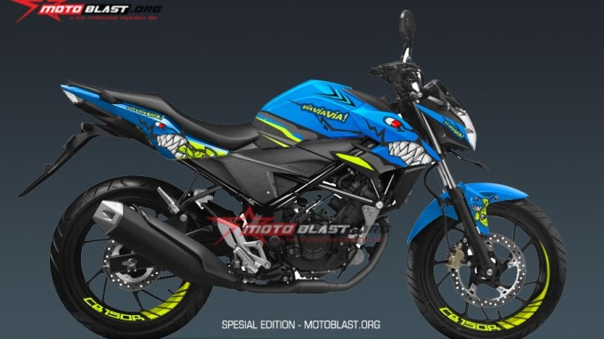 NEW CB150R AGV PISTA SHARK