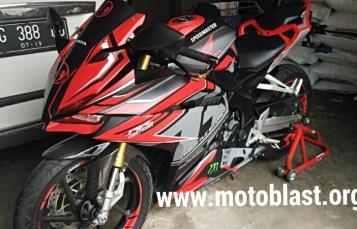 Modifikasi Honda CBR250RR Isle Man TT dari kediri! Jossss tenan broo