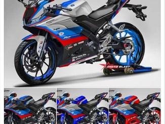 all varian r15 v3 safetycar motogp bmw