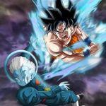 ultra instinct son goku vs daishin