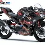 Kawasaki Ninja 250R 2018- VENOM