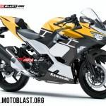 Kawasaki Ninja 250R 2018-anniversary