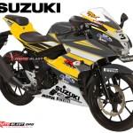 SUZUKI GSX-R150-BLACK SPORTY