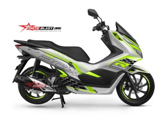 NEW PCX 150-R EDITION-white