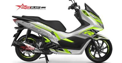 NEW PCX 150-R EDITION-white