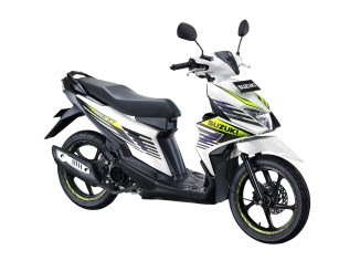 Suzuki NEX II Sporty Runner Brilliant White