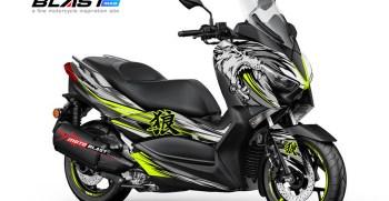 XMAX 250 - WOLF2