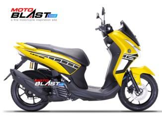 Yamaha-Lexi-125-ANNIVERSARY