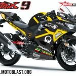 Kawasaki Ninja 250R 2018-ALMA PRAMAC1