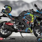 Yamaha-YZF-R25-LS2 FF352 MOTOBLAST HELMET