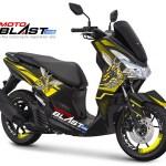 Yamaha Lexi Bee4