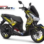 Yamaha Lexi Bee5