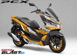 PCX 150 Supermaxi-black6