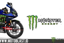 NEW R25 Monster energy Motogp 2019-1