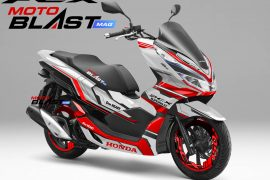 PCX 150 white Supermaxi1