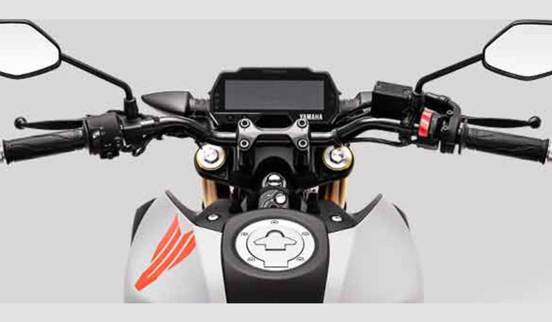 Yamaha MT-15 full