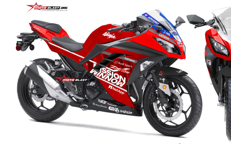Mega gallery ninja 250r fi motoblast motoblast