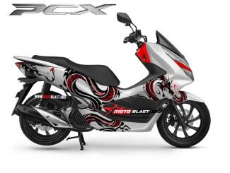 NEW PCX 150-DRAGON2