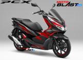 PCX 150 BLACK WINGS1
