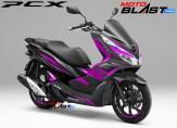 PCX 150 BLACK WINGS4