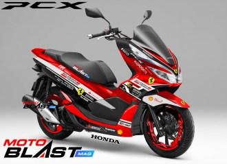 PCX 150 ferrari