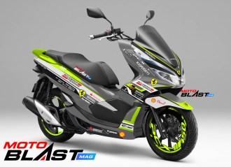 PCX 150 ferrari-grey2