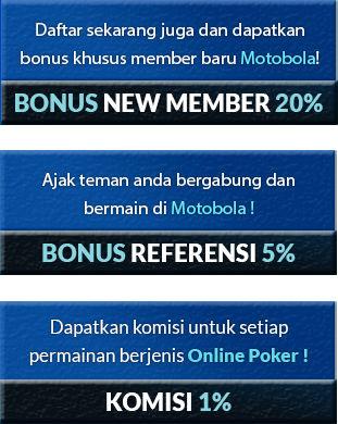 Bonus Motobola