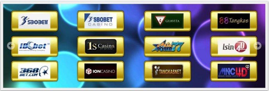 produk casino lengkap