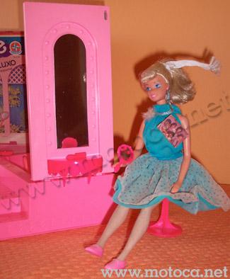 banheira barbie