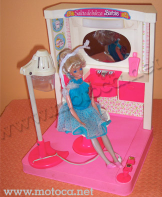 salao beleza barbie