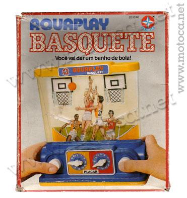 aquaplay basquete