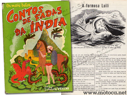 contos da india
