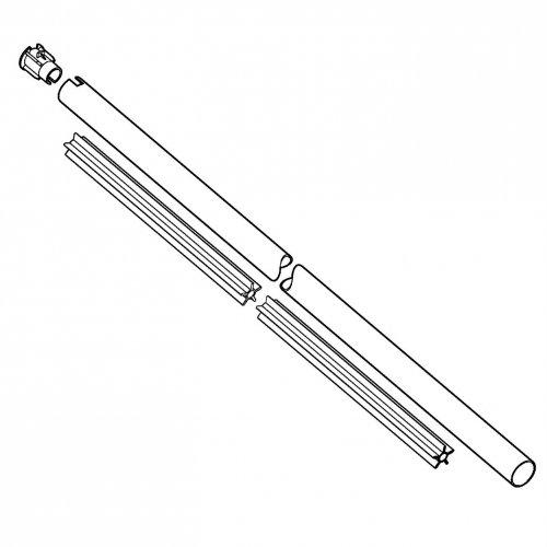 Хвостовик диам. 25,4 мм Stihl для FS 70 (4144-710-7109