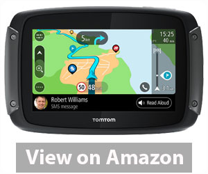 Best Motorcycle GPS - TomTom Rider 400 Portable Motorcyle GPS Review