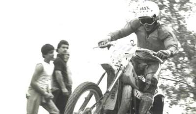 1982 Marco Sartori Campione Italiano Cadetti 500
