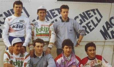 1989 Titolo a squadre Senior