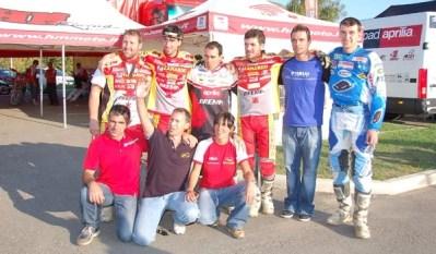 2008 Squadra Campionato