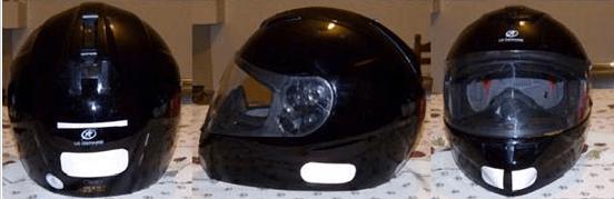 Casque moto obligatoire