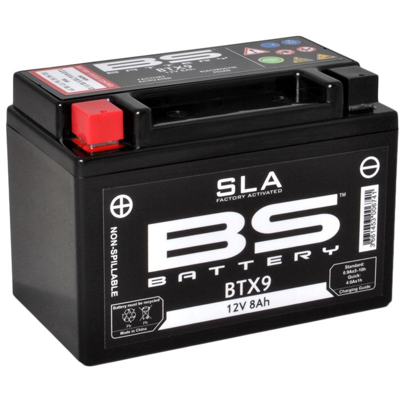 batterie moto probleme