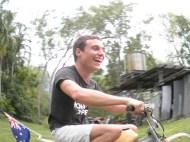 Australia Day fun on the Mini Bike