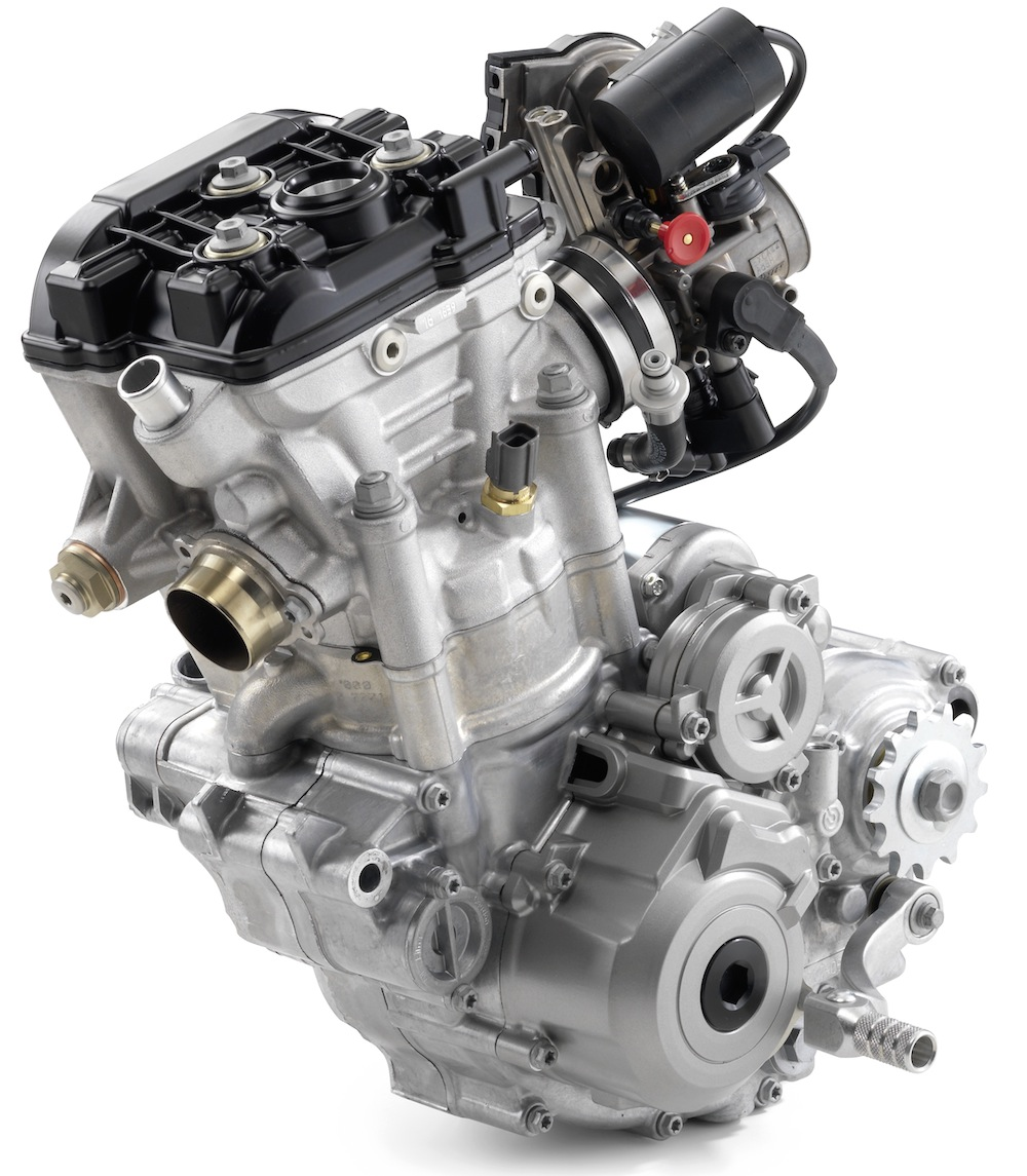 hight resolution of old250engine