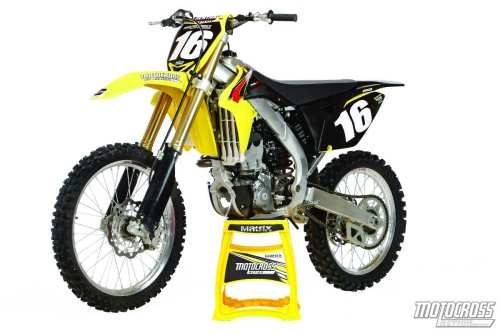 small resolution of benefits there s no denying the positive attributes of the rm z250 at the