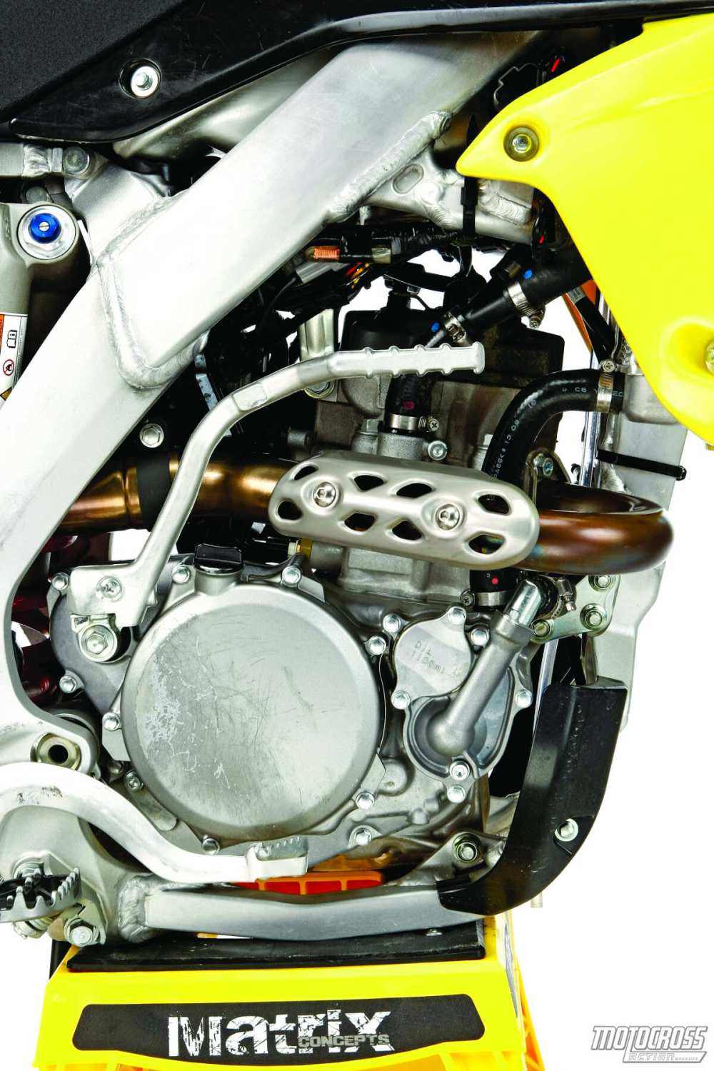 medium resolution of instruction manual it s best to ride the rm z250 in the midrange and shift