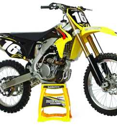 repeat suzuki didn t make any quality updates to the 2015 rm z250 [ 1200 x 800 Pixel ]