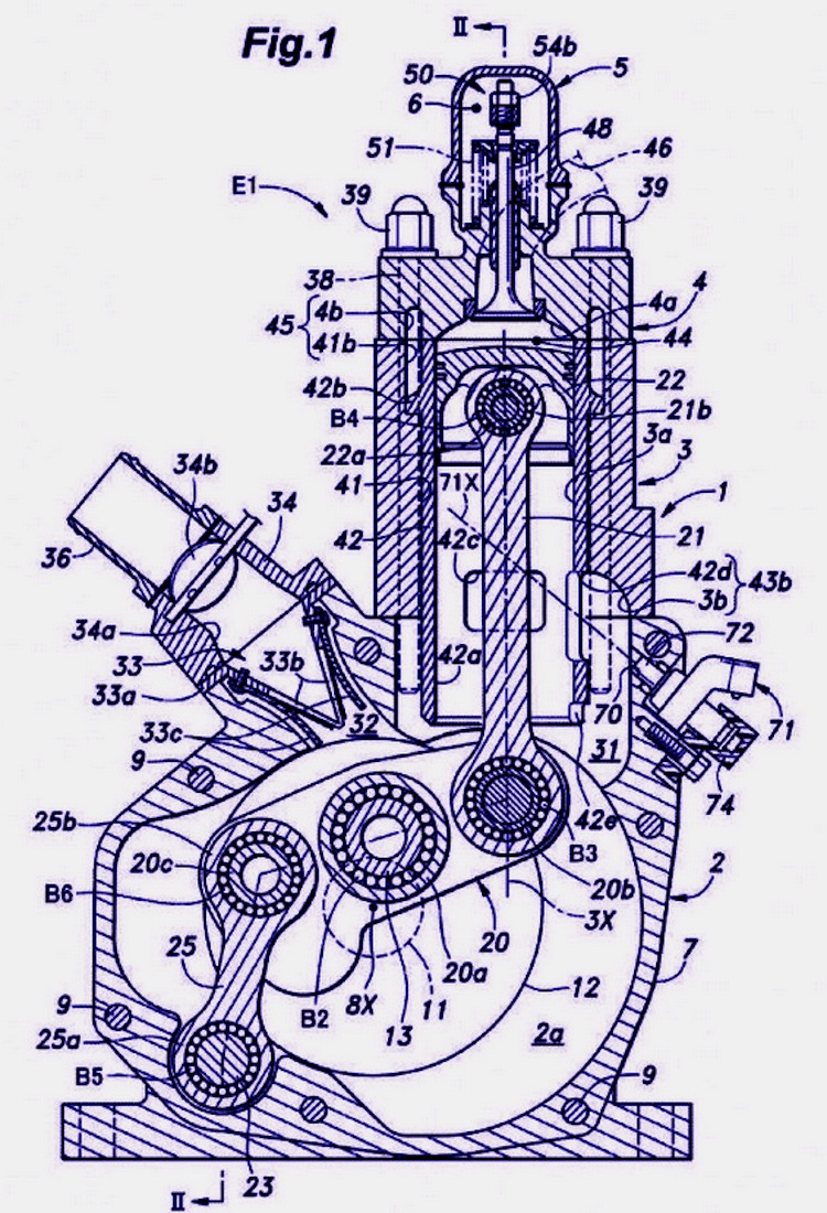 hight resolution of i read that honda is working on a two stroke engine with fuel injection and even saw the patent drawings mxa s readership demands more information about