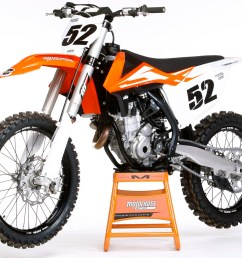 q what are the 10 big changes to the 2016 ktm 350sxf  [ 1200 x 1028 Pixel ]