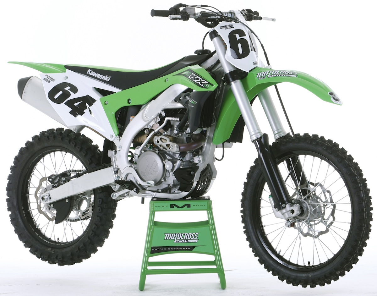 hight resolution of after years of bing big and bulky the kawasaki engineers put the kx450f on a