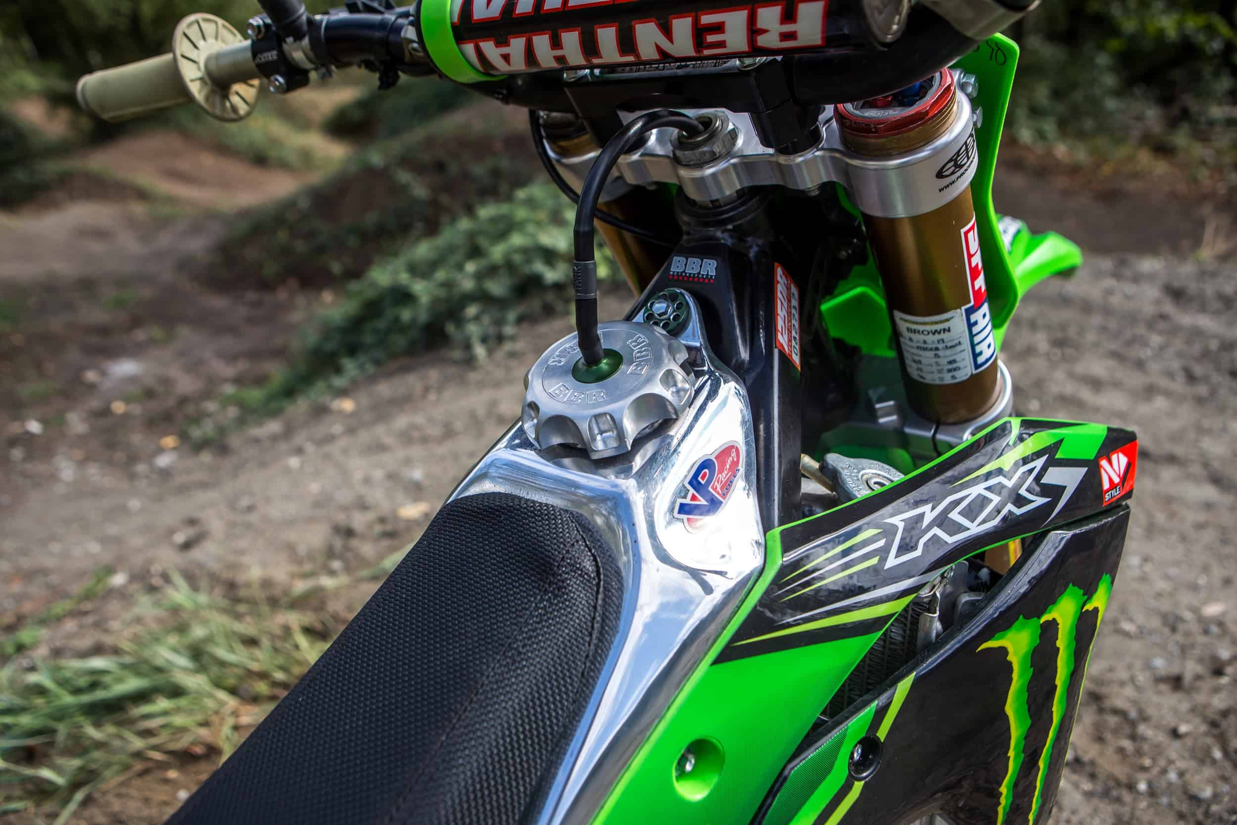 TWO STROKE TUESDAY WHAT A 2018 KX125 WOULD LOOK LIKE